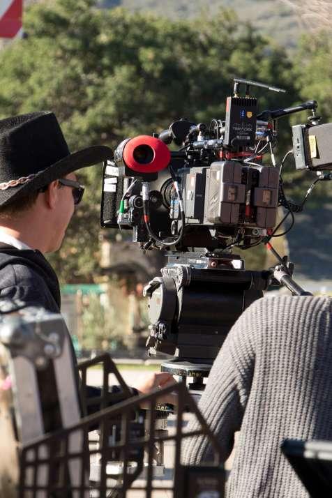 Filming In Temecula