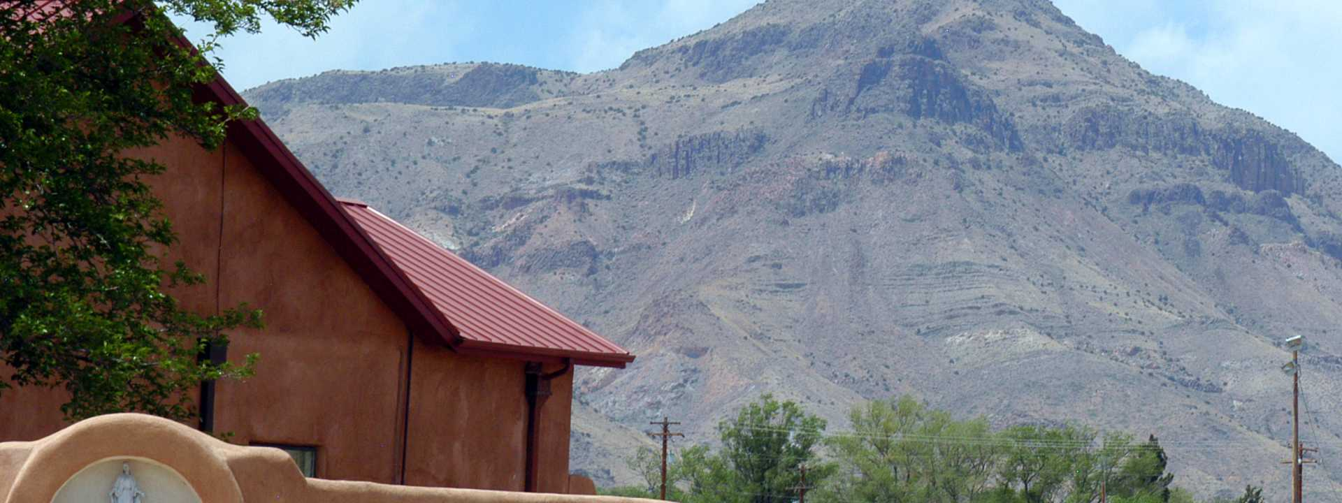 Socorro Historic District Byway Header