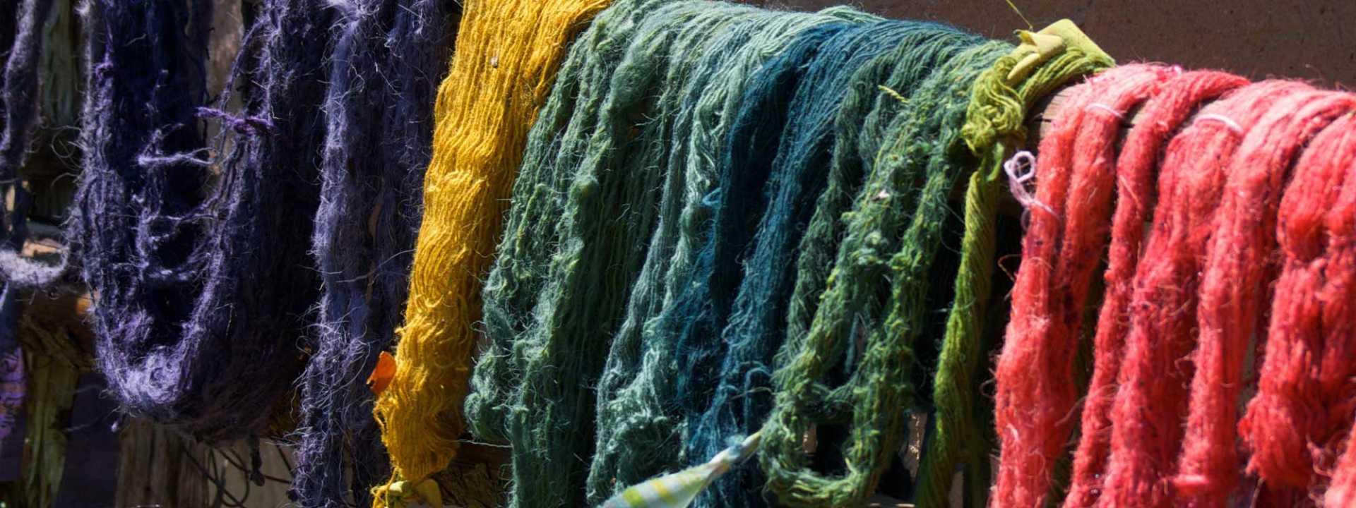 Recipe for Dying Yarn