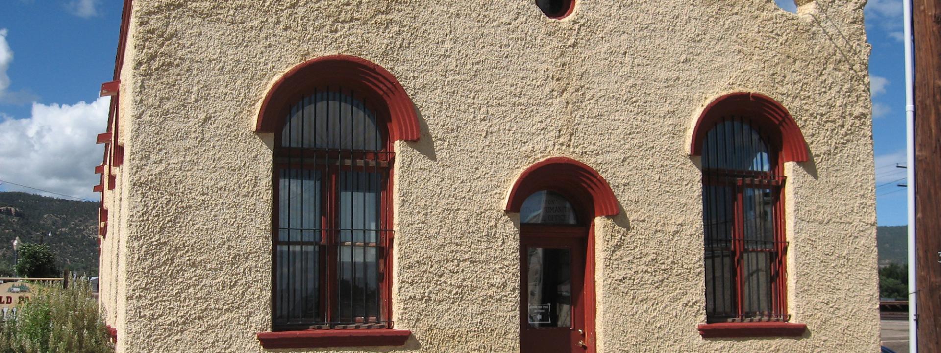 New Mexico Architecture trail