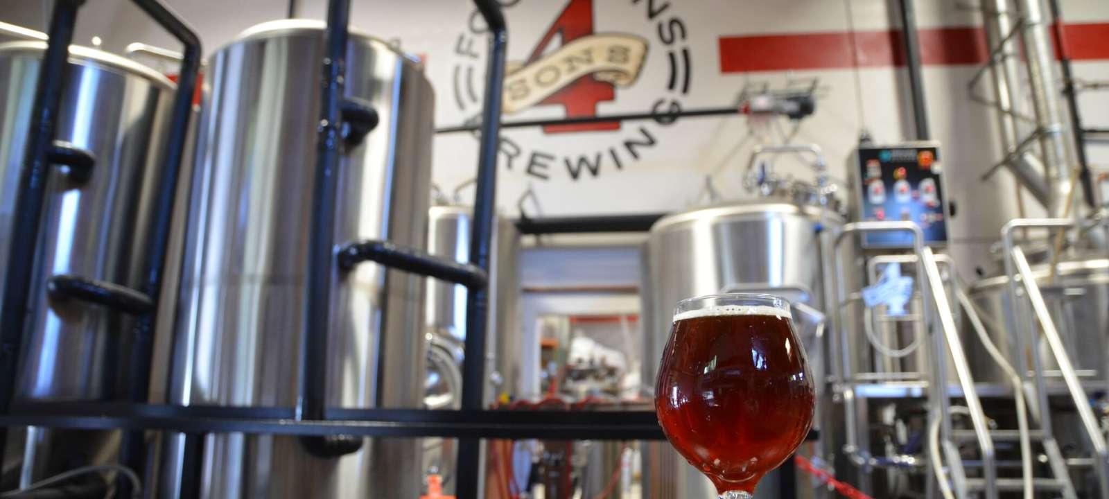 craft beer breweries in huntington beach