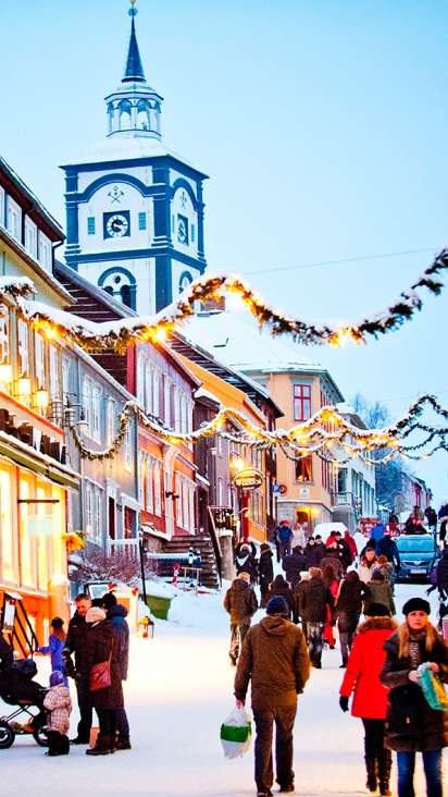 Plan your trip to Røros