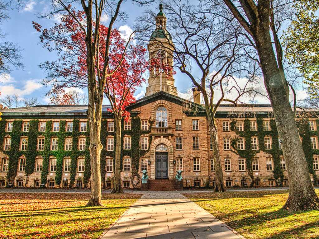 princeton university best computer science schools