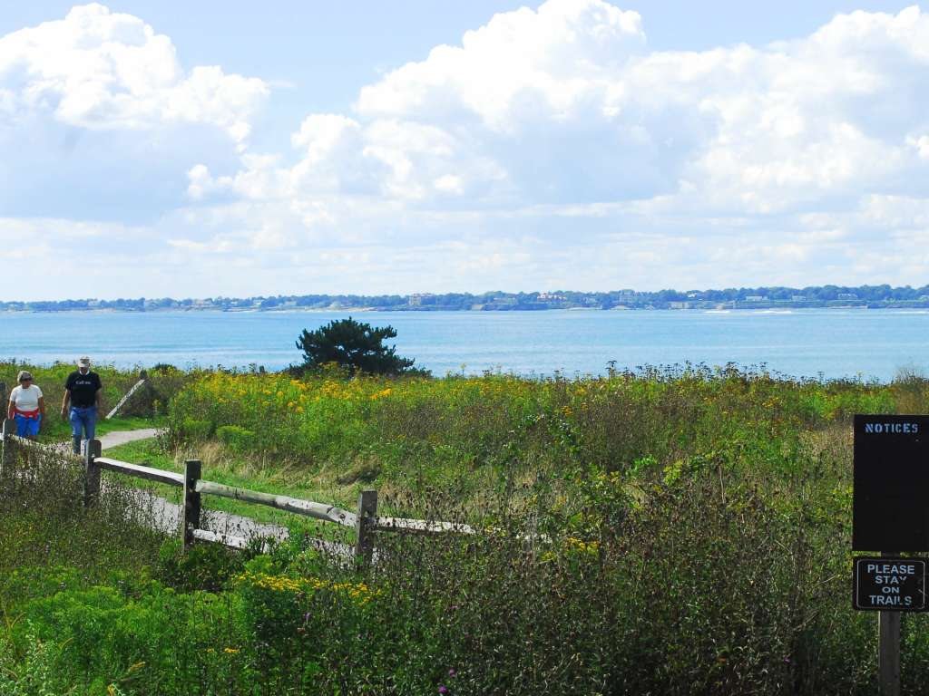 Sachuest Point National Wildlife Refuge-Middletown-Newport