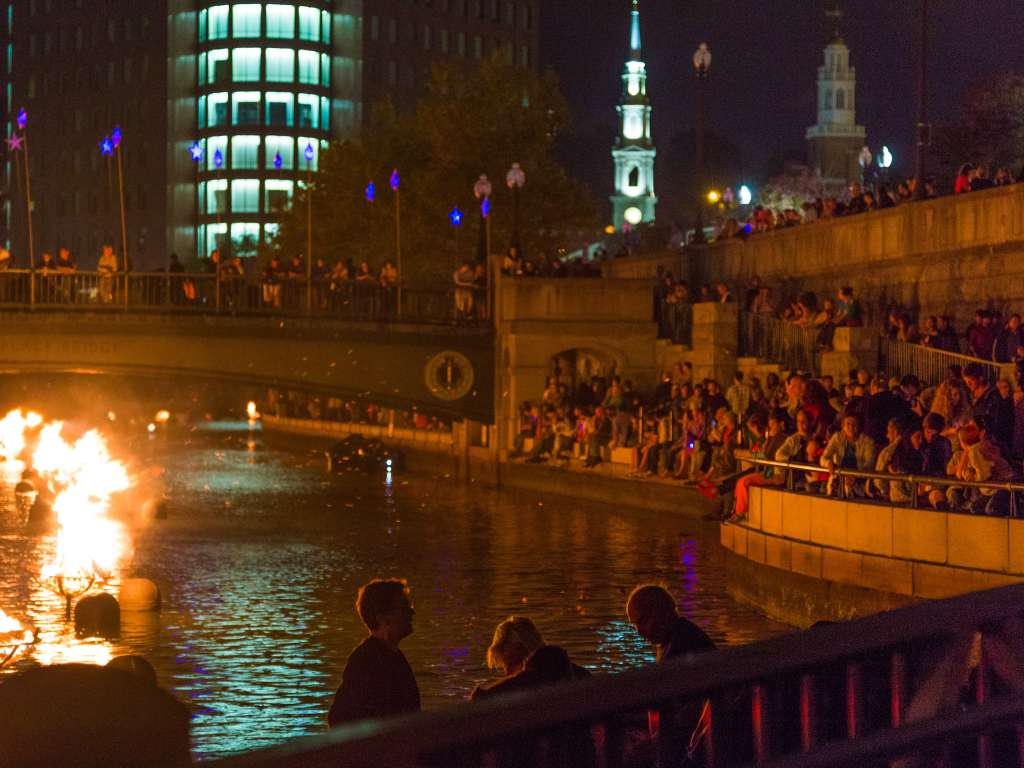 WaterFire-Providence