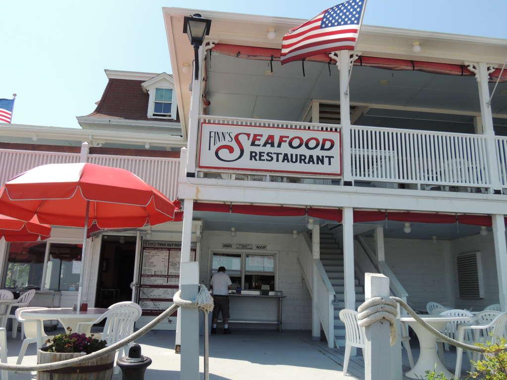 Finns Seafood Restaurant-Block Island