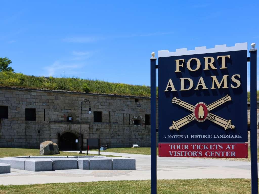 Fort Adams-Newport