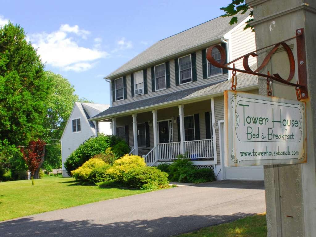 Tower House B&B-Narragansett-South County