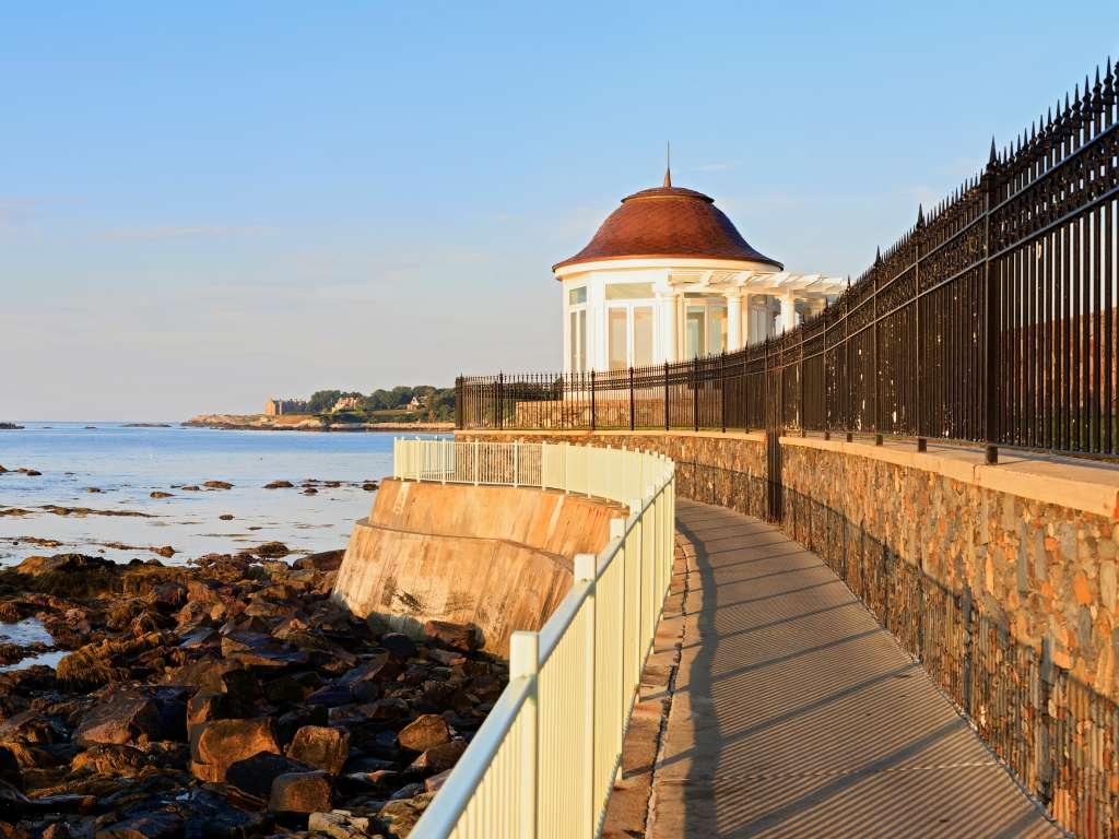 Cliff Walk -Newport