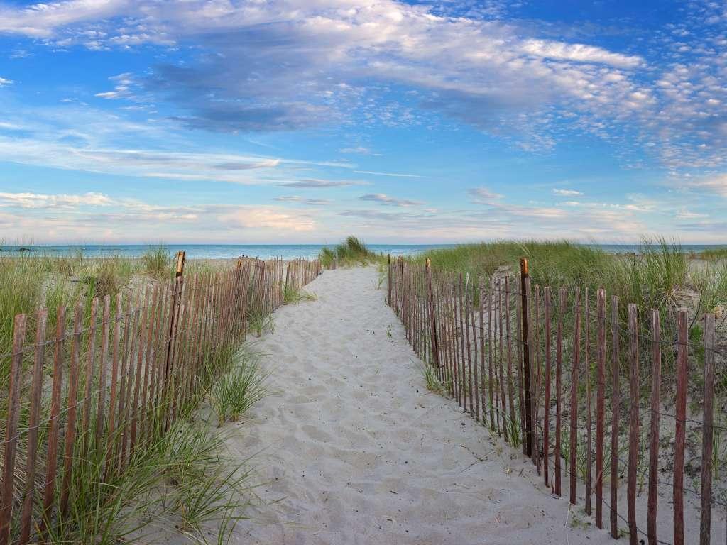 Scarborough Beach-Narragansett-South County