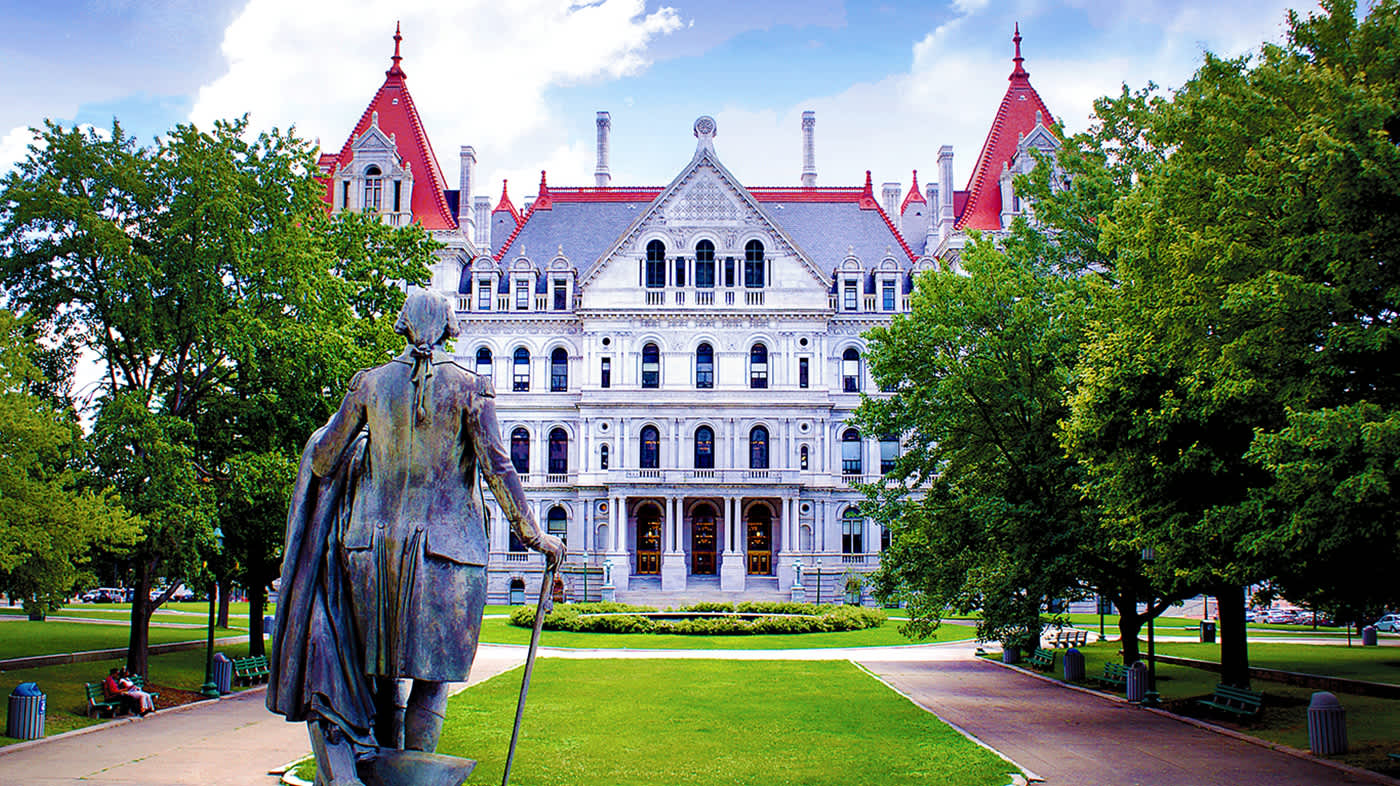 Albany new york hotels events festivals and things to do for Design hotel upstate new york