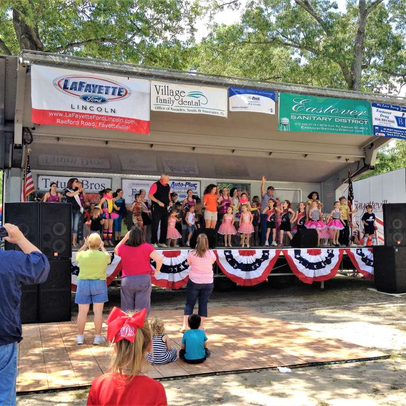 Eastover Heritage Day