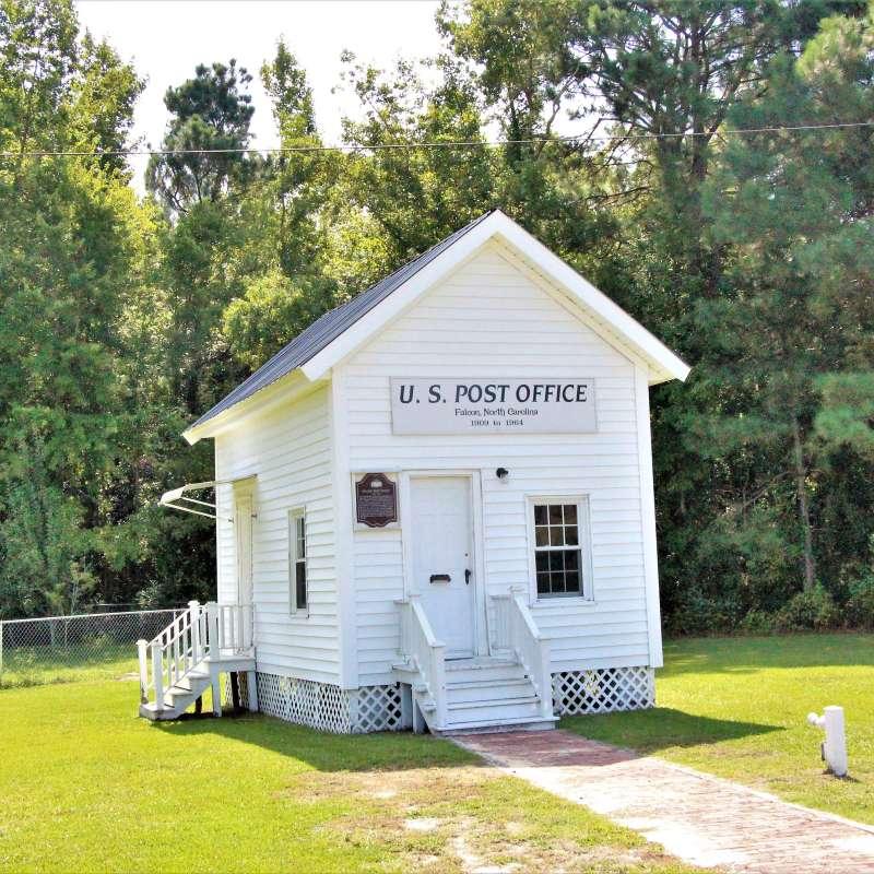 Falcon Post Office