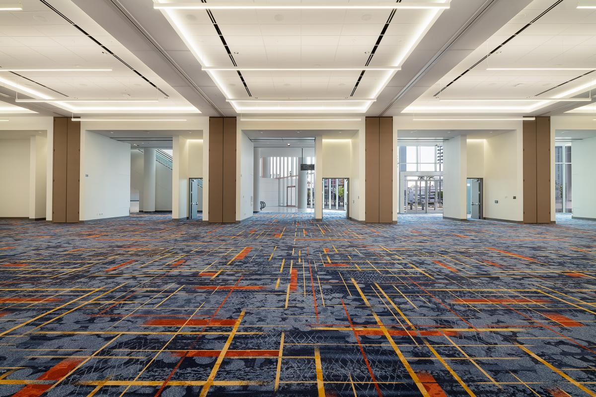 LVCC West Hall Meeting Room