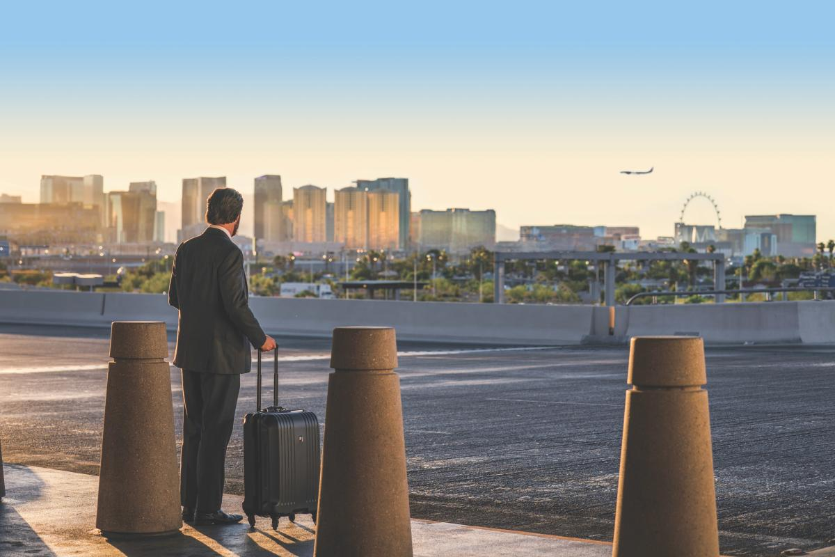 Las Vegas Travel Journey: From Your Front Door to Your Meeting