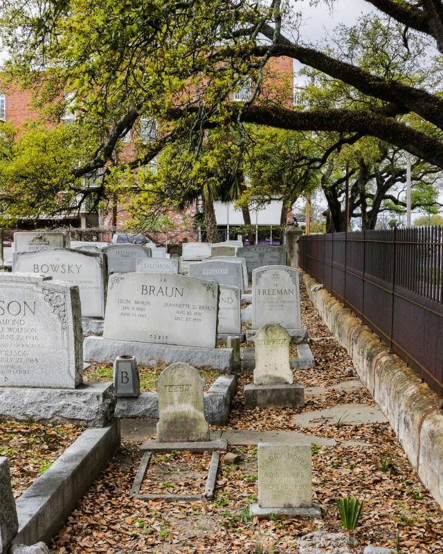 Gates of Prayer Cemetery