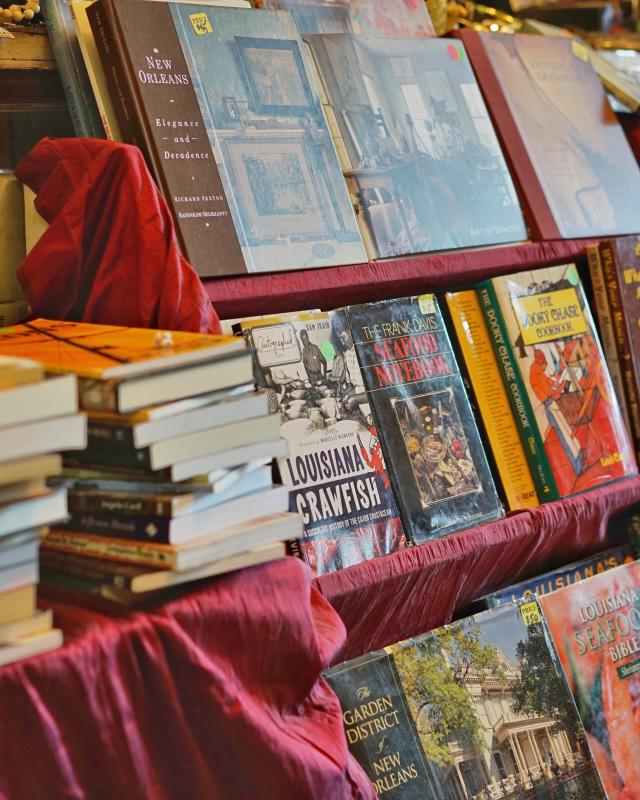 FAB - Faubourg Marigny Art and Books - Frenchmen Street