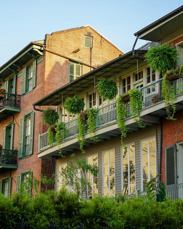Pirate's Alley - French Quarter - Magic Hour - Summer