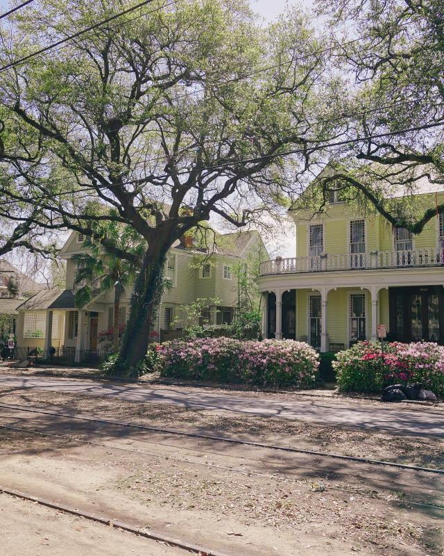 St Charles Avenue New Orleans Streets To Visit