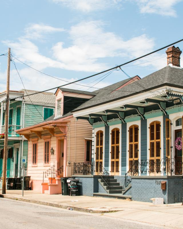 Treme Neighborhood