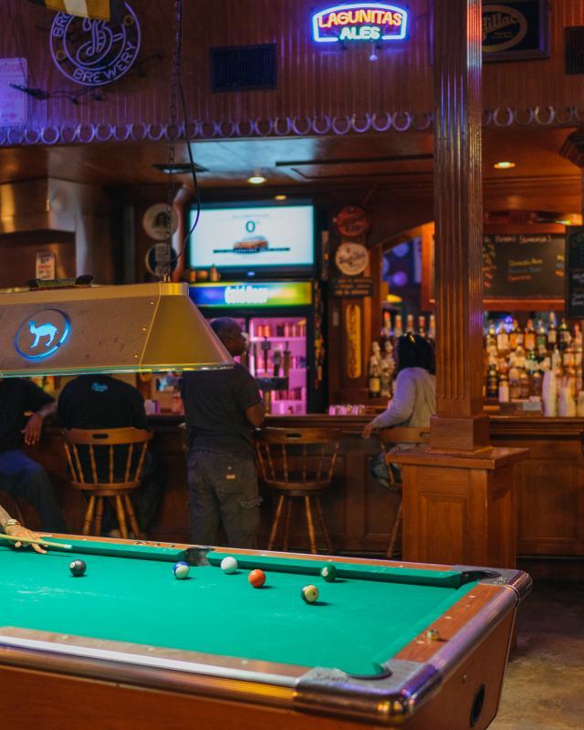 Brooks Seahorse Saloon