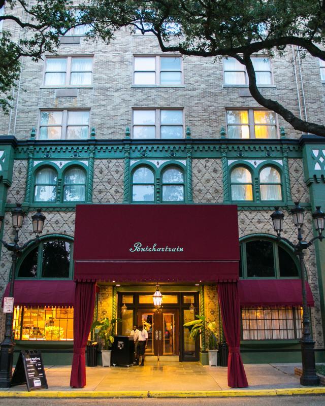 The Pontchartrain Hotel