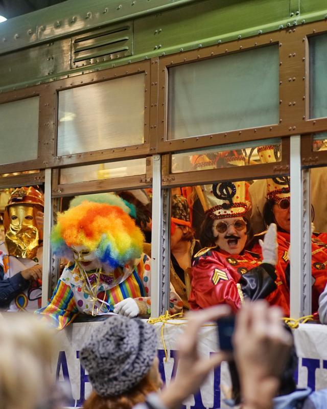 Phunny Phorty Phellows - Mardi Gras 2016