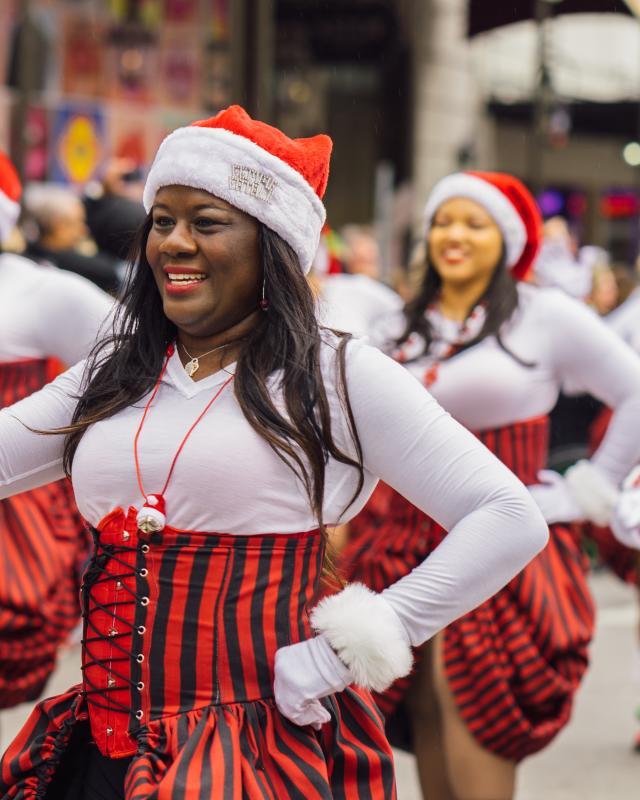 Krewe of Jingle Parade