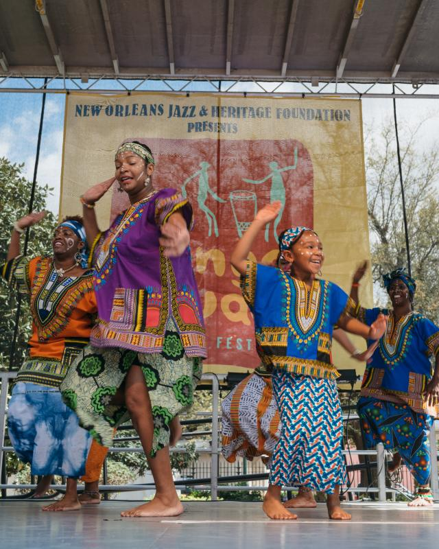Old Black Rugby Dance: African American History In New Orleans