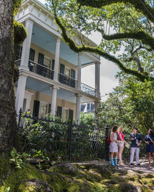Uptown Garden District Tours New Orleans