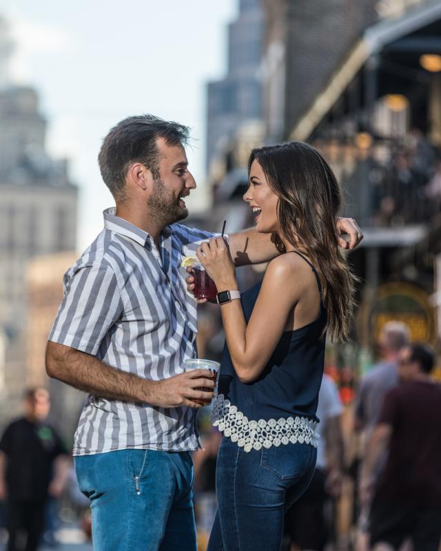 French Quarter Romance