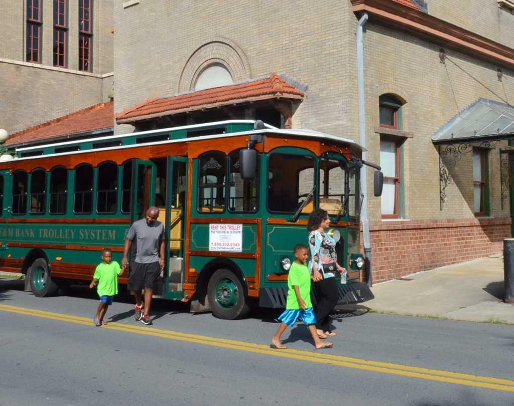 Trolley Rides