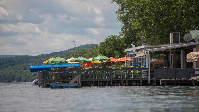 Kayaking Keuka Lake Lakeside Dining3 courtesy of Stu Gallagher