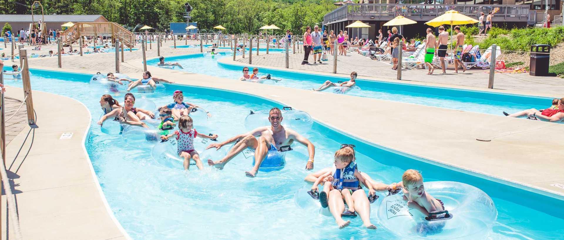 Montage Mountain Resort Waterpark