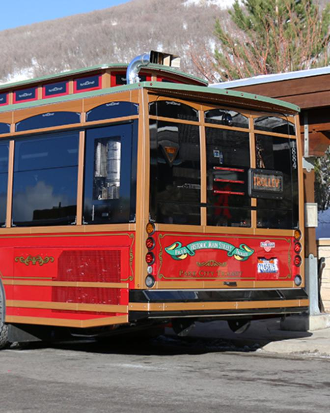New Park City Trolley -Blog