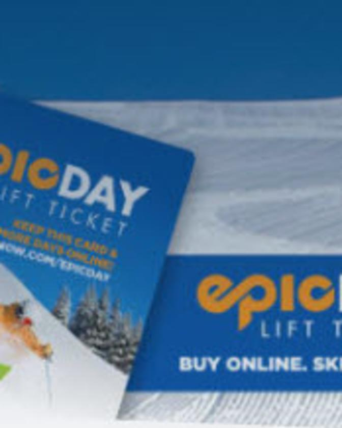 Epic Day Lift Tickets