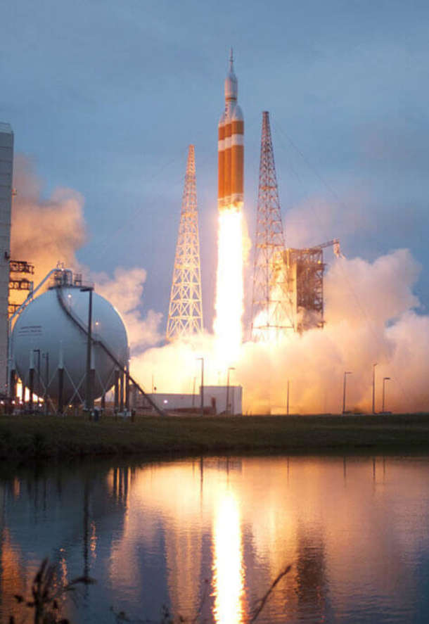 Experience A Live Rocket Launch