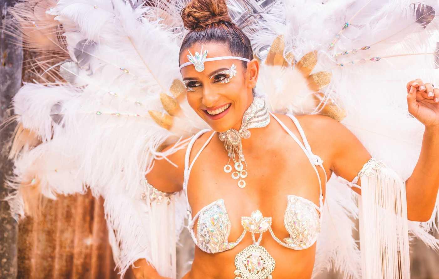 Bacchanal Jamaica 2018 Carnival Costume