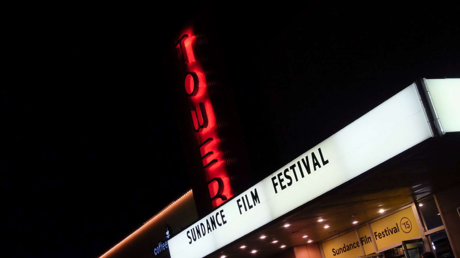 Sundance Film Festival Tower Theatre