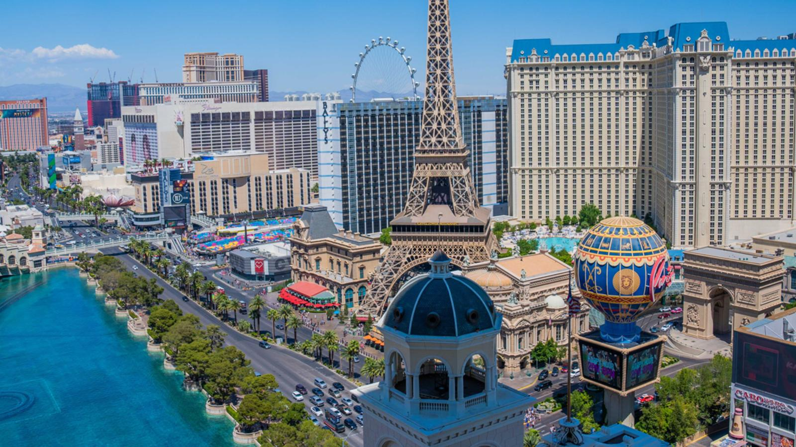 Las Vegas Hotels, Shows, Things to Do, Restaurants & Maps