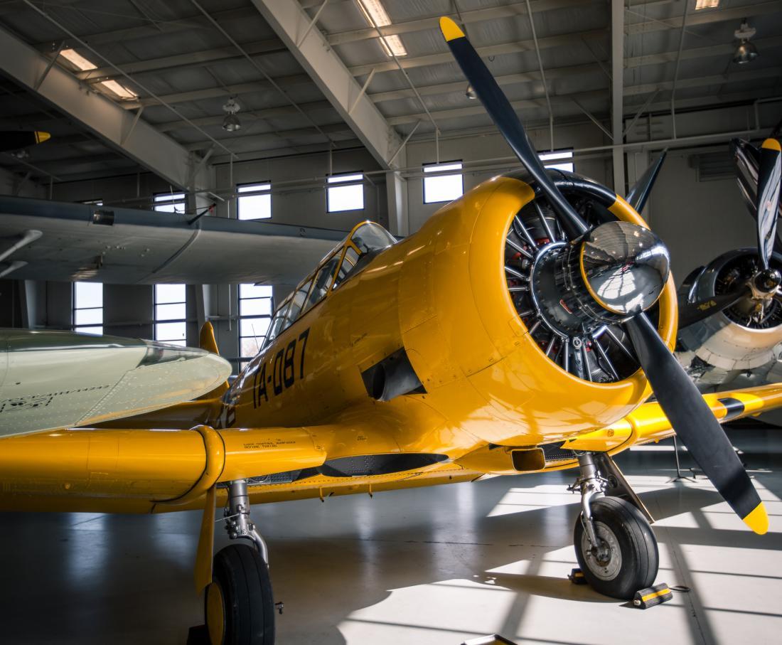 Explore Virginia Beach History Military Aviation Museum