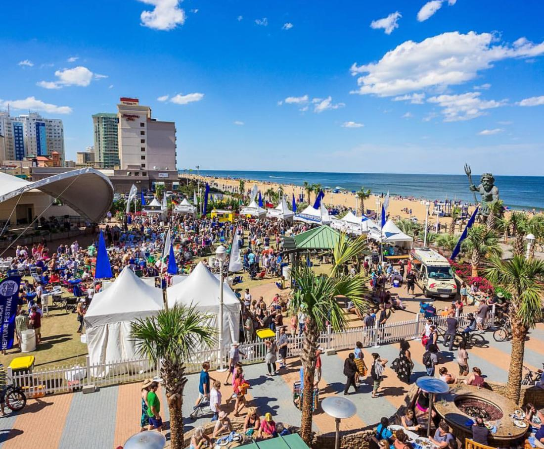 Plan Your Trip Events Head To Virginia Beach