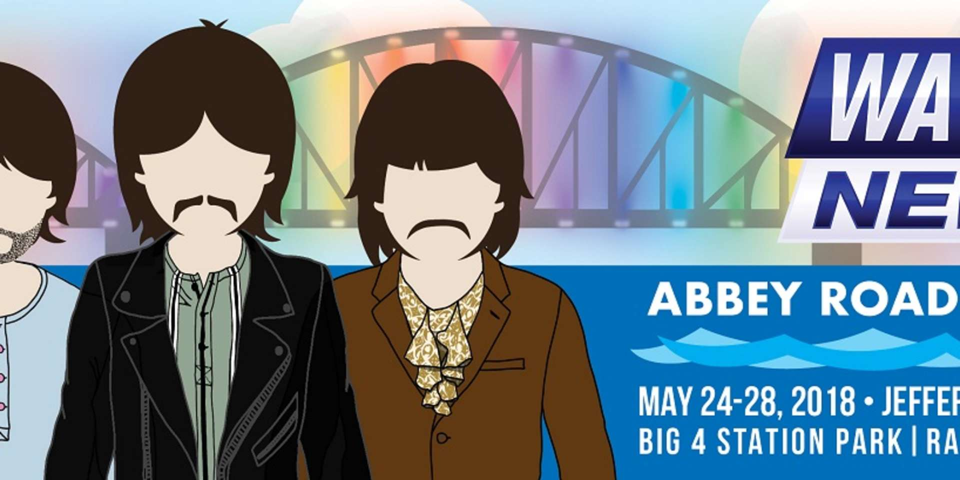 Abbey Road on the River festival 2018