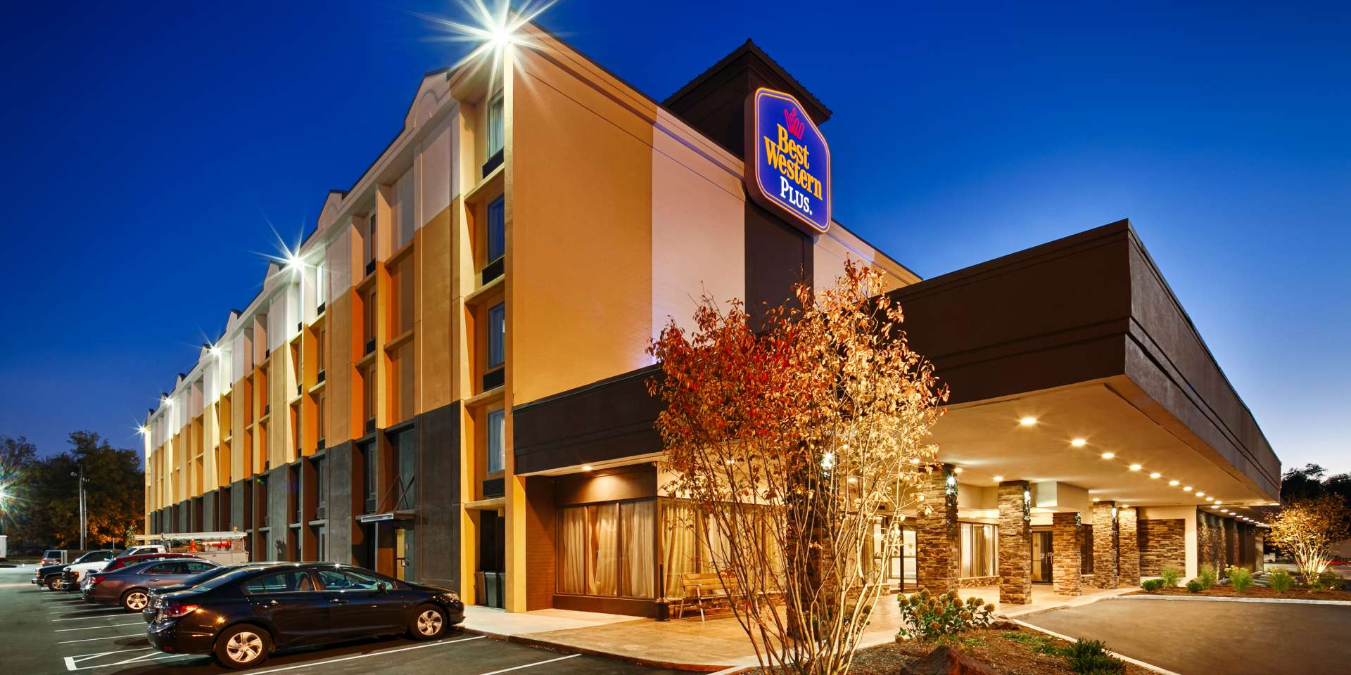 Best Western Plus In New Albany Indiana
