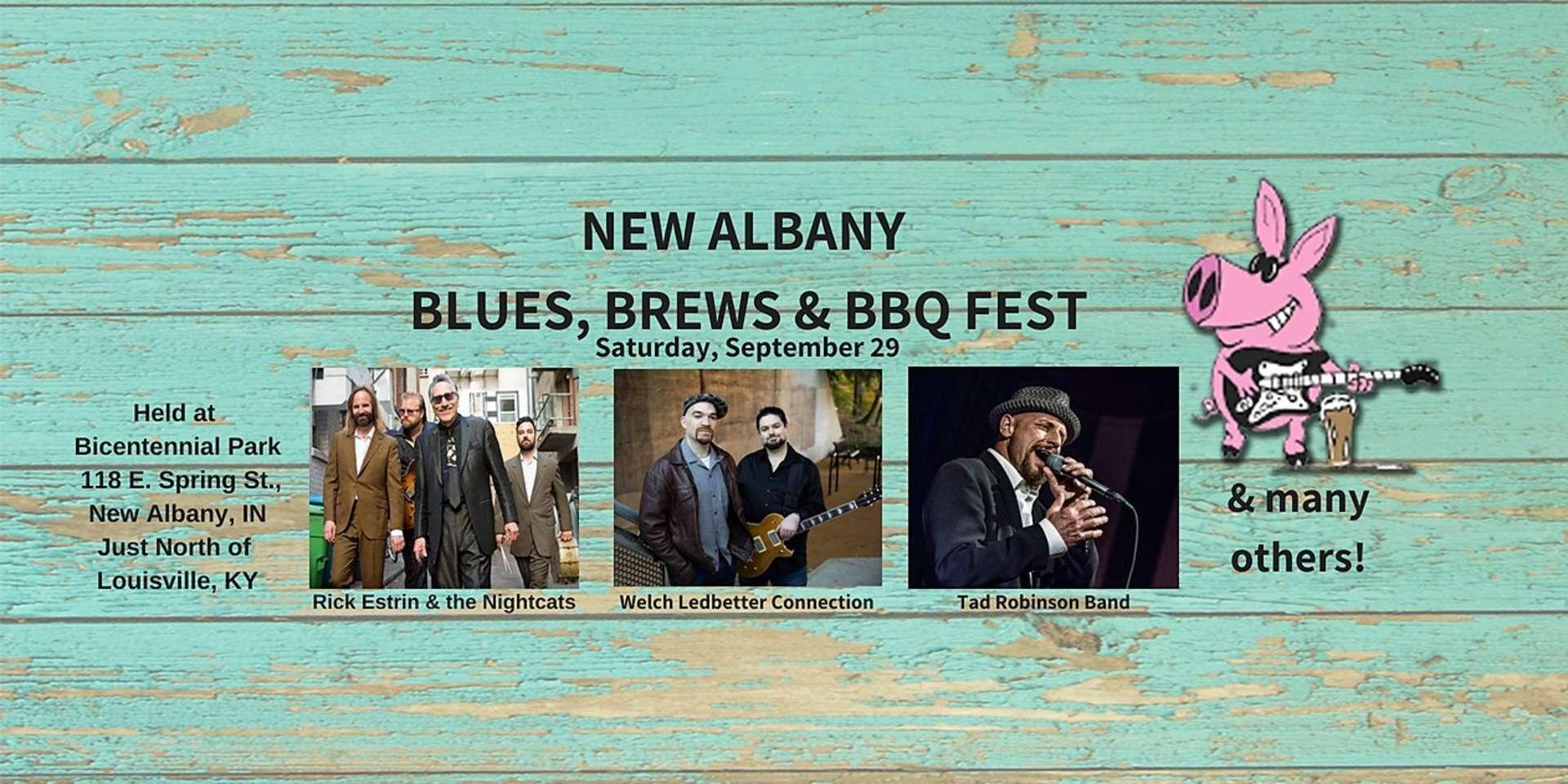 New Albany Blues Fest v7