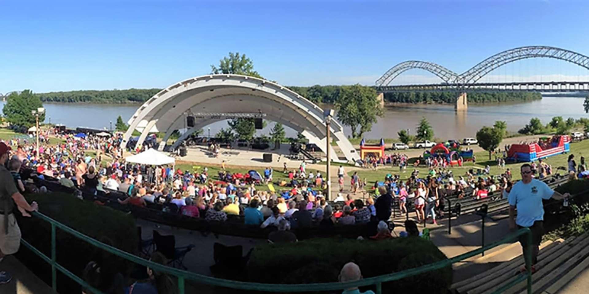 New Albany Amphitheater