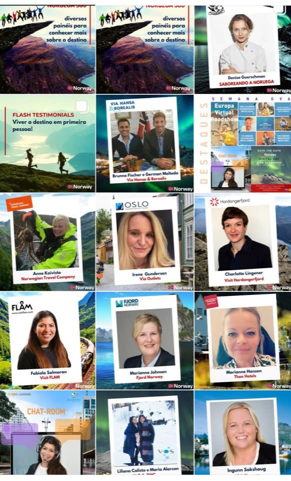 Norske selgere på ETC SAM-day