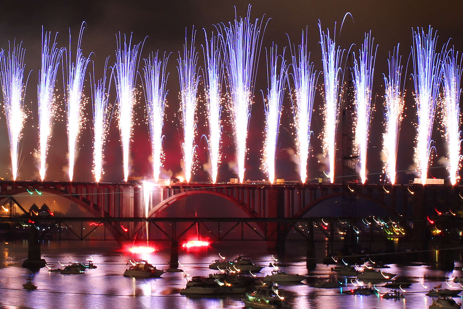 Fourth of July Festivities in Knoxville
