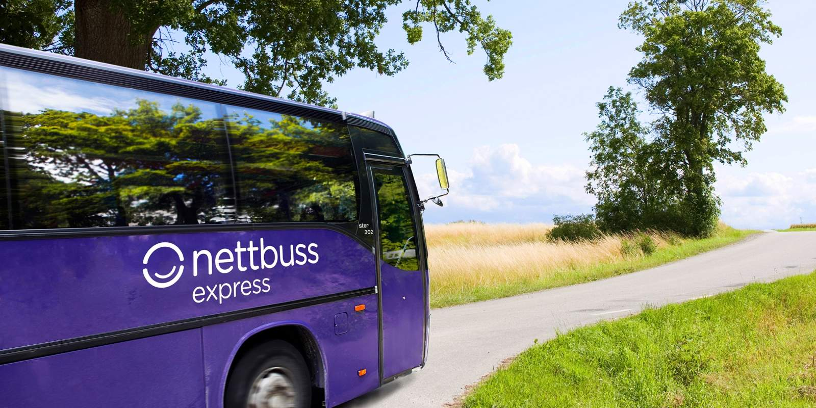 Vy express | The efficient way to see Norway by bus