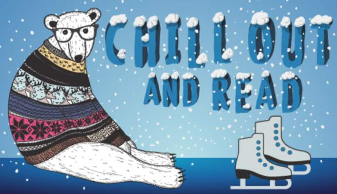 Image result for cozy up to a good book